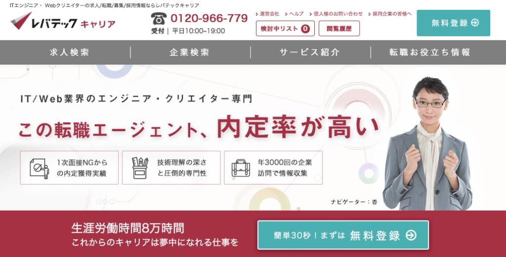 本当に良かった転職サイト・転職エージェント【IT転職】
