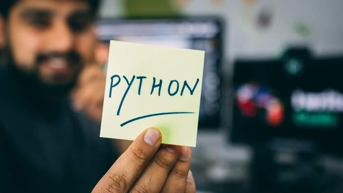 AI(人工知能)のプログラミング言語がPython一択である理由